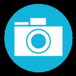 modulación de diseño appareil_photo_bleu-icono-configurador-3D-diseño-patrón